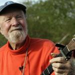 El legendario músico folk Pete Seeger avala el boicot a Israel