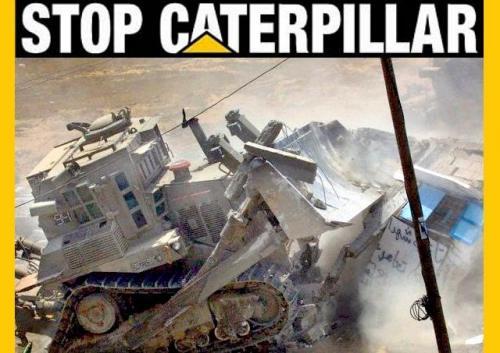Campaa Stop Caterpillar.