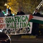 Prohibida de nuevo en Iruñea concentración de apoyo al pueblo palestino