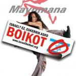 Campaña de boicot contra Mayumana, «el ritmo de Israel»