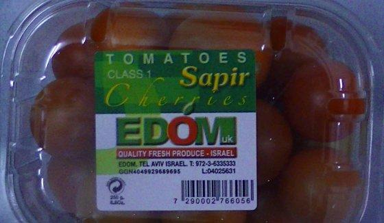 Tomates EDOM.
