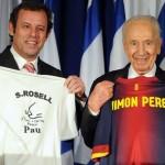 """FC Barcelona: los """"clínics"""" deportivos también normalizan la ocupación de Palestina"""