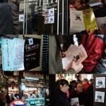 Cosméticos israelíes Premier: Apartheid NON GRATA en Mercados de Madrid