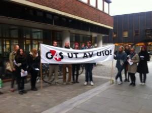 G4S Oslo University