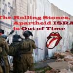 Pide a The Rolling Stones que cancelen su concierto en el apartheid israelí