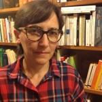 """Luz Gómez: """"Sin justicia ni legalidad no puede haber solución para Palestina"""""""