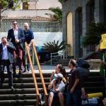 Protestas en Tenerife contra el apartheid israelí