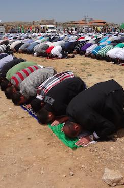 Funeral Nadeem y Mohammad