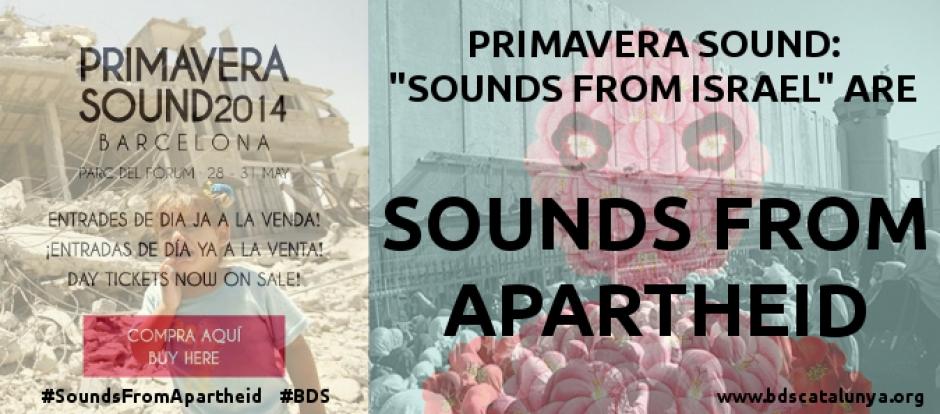 Primavera Sound SoundsFromApartheid