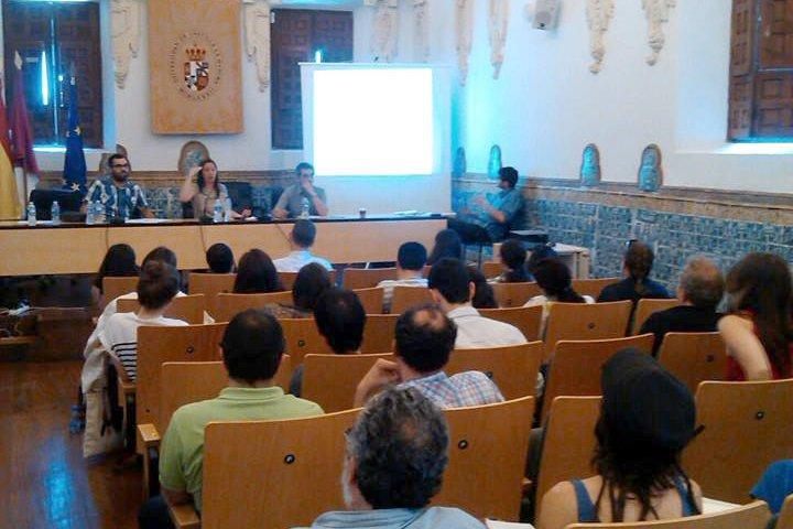 Mesa sobre el Sáhara Occidental, Palestina y el BDS Académico en en el XVII Encuentro del FIMAM.