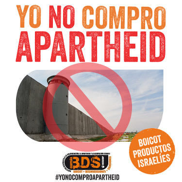 Yo no compro apartheid