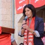 <!--:es-->Israel ordena la expulsión de Khalida Jarrar, miembro del Consejo Legislativo Palestino<!--:-->