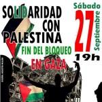[:es]Movilizaciones por el pueblo palestino el sábado #27SPalestina[:]