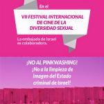 <!--:es-->Activistas chilenos LGTB se oponen al 'pinkwashing' para lavar la imagen israelí<!--:-->