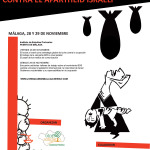 <!--:es-->II #JornadasBDS estatales de debate: 28 y 29 de noviembre en Málaga<!--:-->