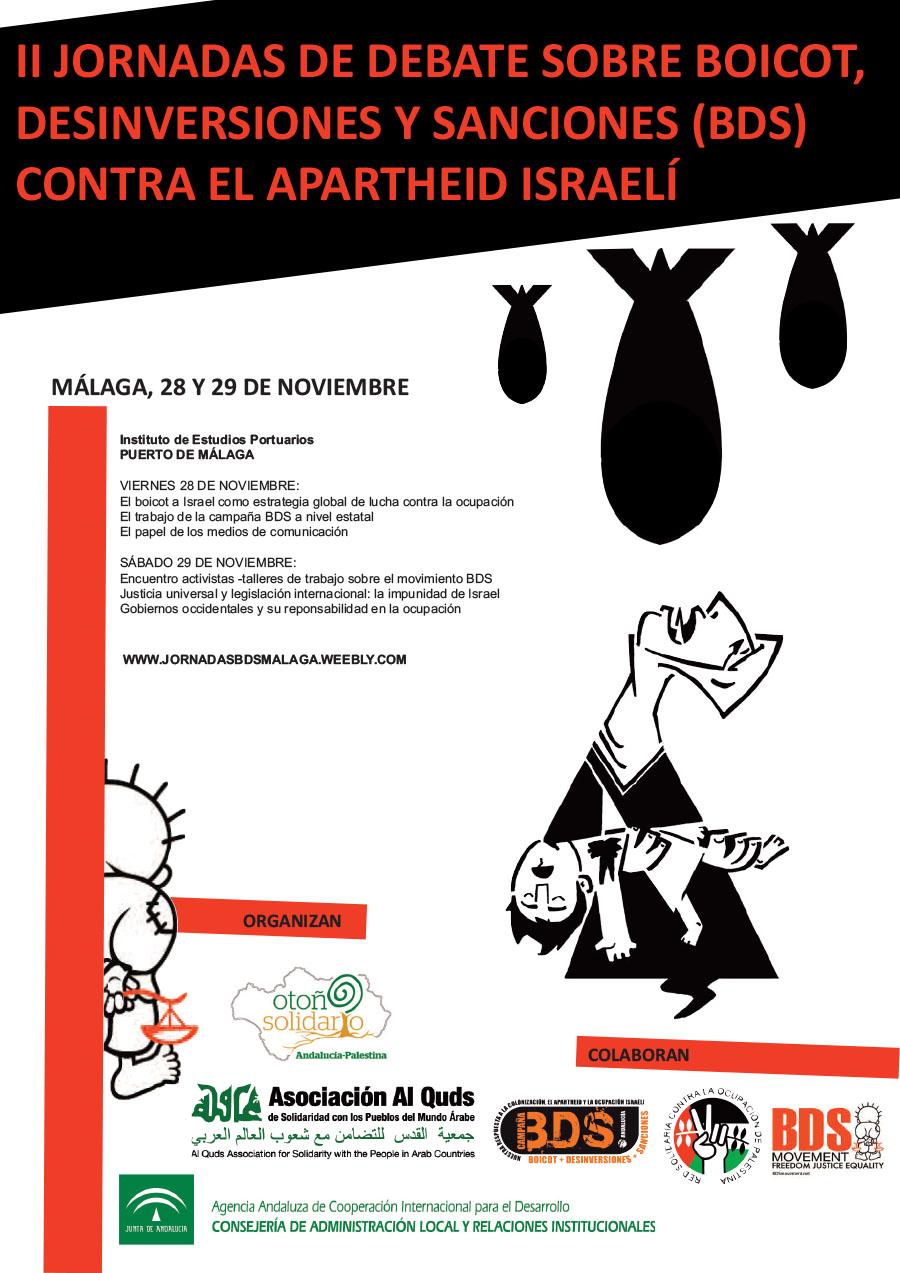Jornadas BDS Málaga