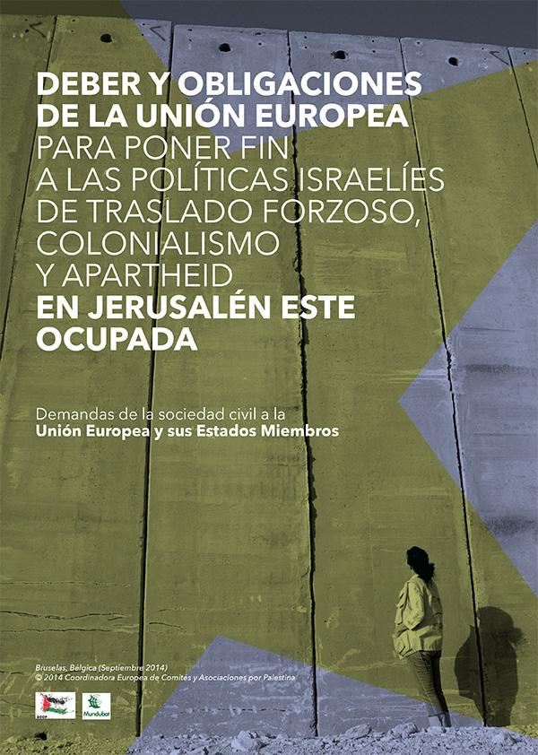 Informe Jerusalén Este