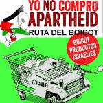 <!--:es-->Se organizan rutas del boicot al apartheid israelí en diversas ciudades<!--:-->