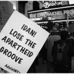 Protesta en Nueva York contra el concierto de Idan Raichel / Adalah NY