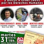 """[:es]Casa Árabe cancela el acto """"Resistencia no violenta y boicot a Israel por los DDHH""""[:]"""