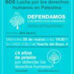 [:es]¿4 años de prisión por defender los derechos humanos?[:]