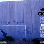 [:es]Más de 130 equipos palestinos piden a Adidas que retire su patrocinio a la Asociación de Fútbol de Israel por sus equipos en colonias[:]