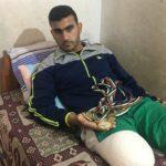 [:es]Una bala israelí destruye el sueño de un ciclista que iba a competir en los Juegos de Asia[:]