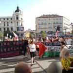 Kuirs con Palestina y BDS en el Orgullo Crítico madrileño